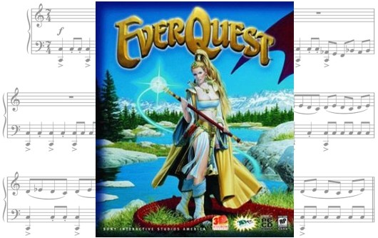 Jukebox Heroes EverQuest's soundtrack