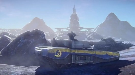 SOE shows off new PlanetSide 2 Esamir video
