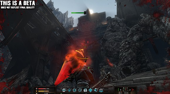 Making a Run in Forge