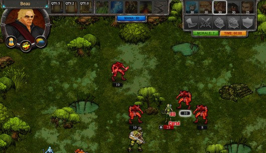 WarMage Battlegrounds screenshot