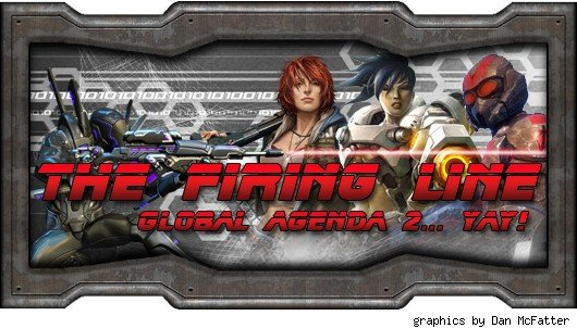 The Firing Line Massively asks HiRez about Global Agenda 2