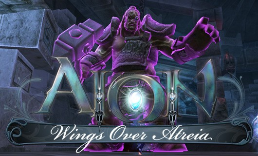 Wings over Atreia Bringing Lady Luck to Aion