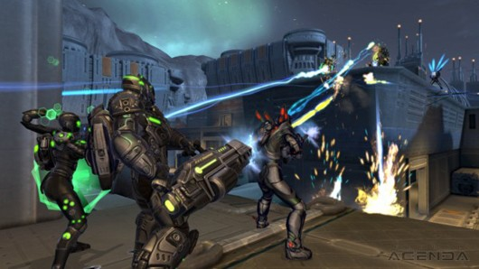 HiRez prepping Global Agenda sequel with focus on PvP