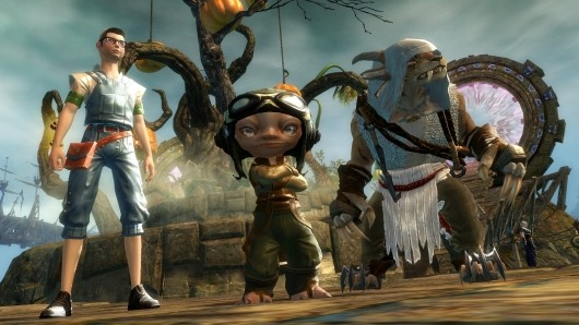 Guild Wars 2 preparing a Halloween surprise for tomorrow