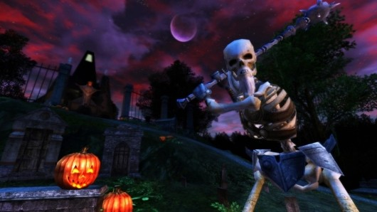 The Daily Grind What are your plans for MMO Halloween