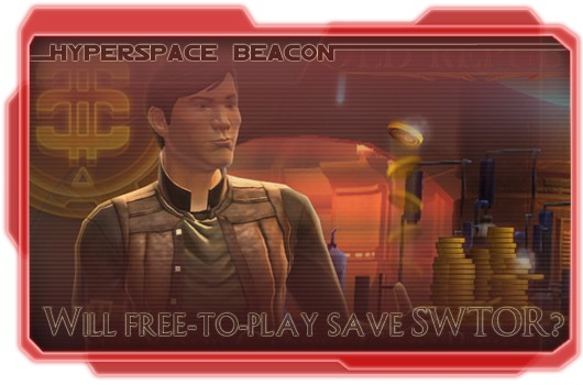 Hyperspace Beacon Will freetoplay save SWTOR