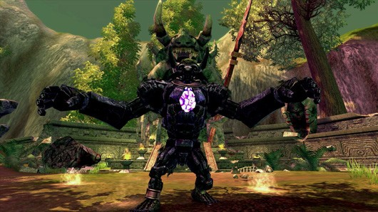 RaiderZ video and screenshot show off goblin village of Rengot