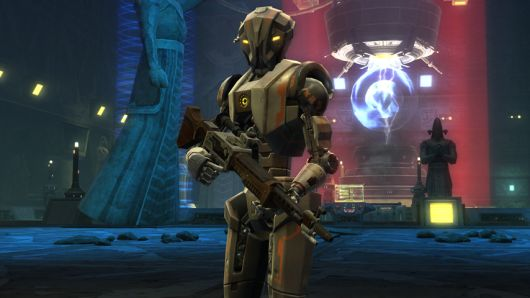 SWTOR's Game Update 15 hits the public test server