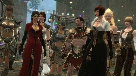 Guild Wars 2 writer laments racial lopsidedness