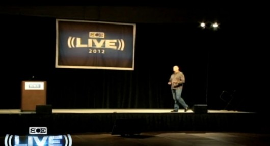 SOE Live 2012 Keynote announcements