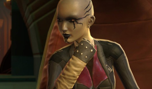 Star Wars: The Old Republic - Kaliyo Djannis