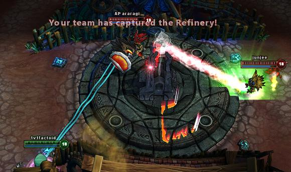 The Summoner's Guidebook Good team composition for League of Legends Dominion