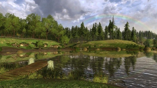 Juicy new LOTRO images released