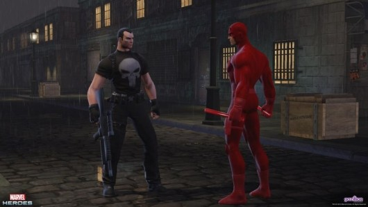 Marvel Heroes assures fans that it's 'completely free'