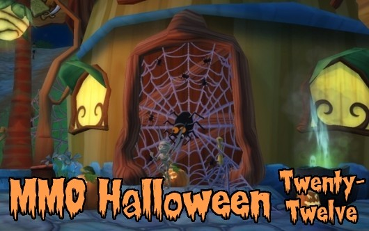 Halloween around the virtual world
