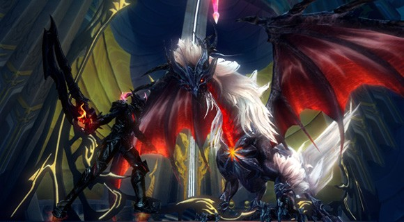 Wings Over Atreia  Aion turns to outsourcing
