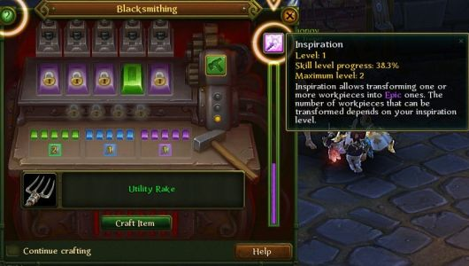 Allods Online crafting professions set to merge in Patch 305