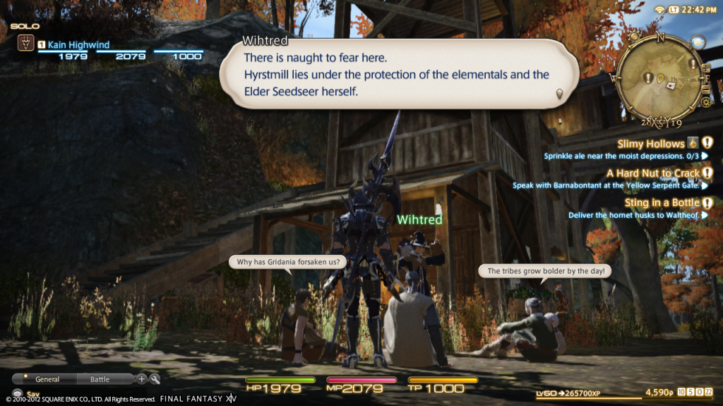 ps3graphics1 Final Fantasy XIV shows off A Realm Reborn on the PlayStation