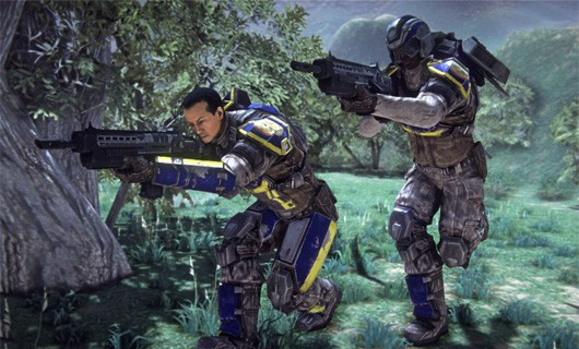 SOE Live 2012  PlanetSide 2 launch date announced