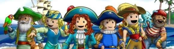 Puzzle Pirates artwork