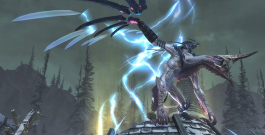 Trion releases RIFT's new Storm Legion dungeon to pre-order customers