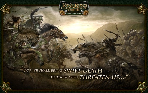 The Road to Mordor Riders of Rohan prelaunch guide