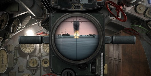 Silent Hunter inaugural video showcases Uboat on the offensive