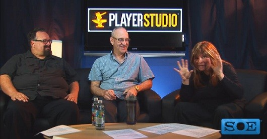 SOE livecast focuses on Player Studio