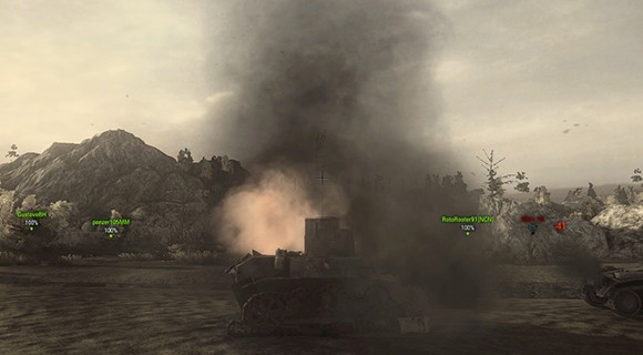 Death in World of Tanks