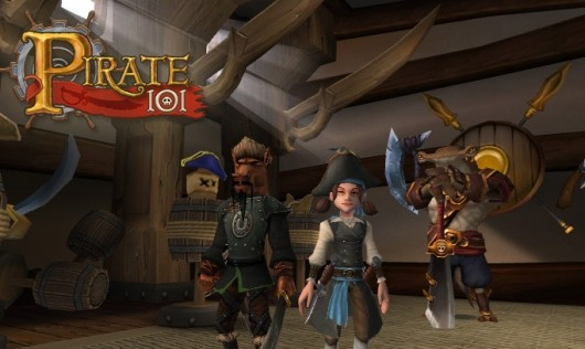 Pirates101 early access has lifted anchor
