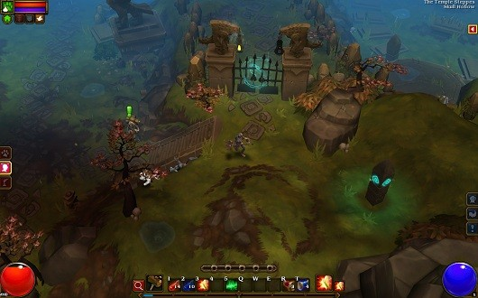 Torchlight II might take some inspiration from Minecraft down the road