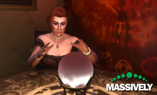 Funcom hints at Halloween tricks and treats in The Secret World