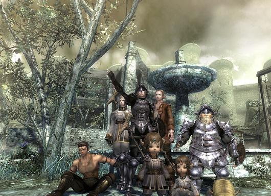 SOE Live 2012  Getting to know Wizardry Online