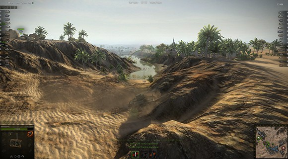 World of Tanks Desert