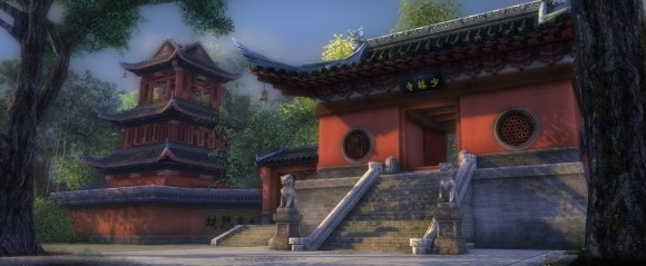 GDC Online 2012 Age of Wushu interview