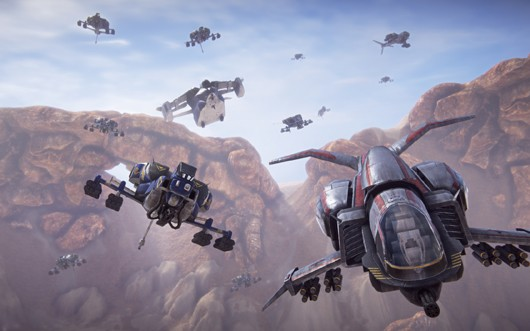 PlanetSide 2 launch day roundup