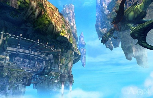Aion 40 will bring an increased level cap and new skills