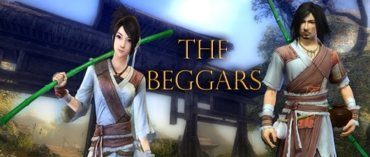 Age of Wushu invites you to be a begger