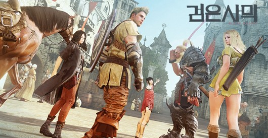 Black Desert sandbox launching in 2013