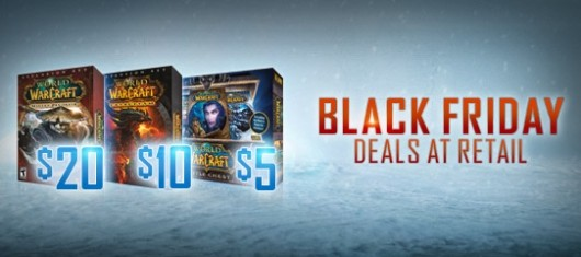 Get your Black Friday MMO deals here!