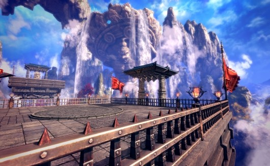 Blade & Soul gets legendary with its December update