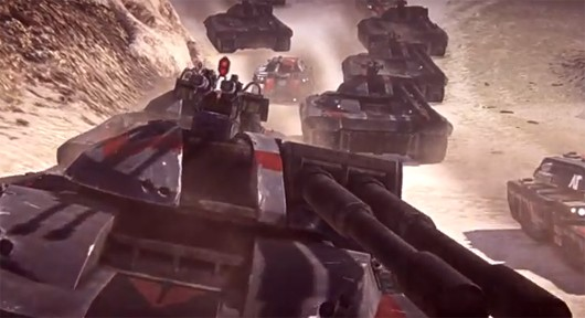 New PlanetSide 2 video features Terran Republic's Black Widow Company
