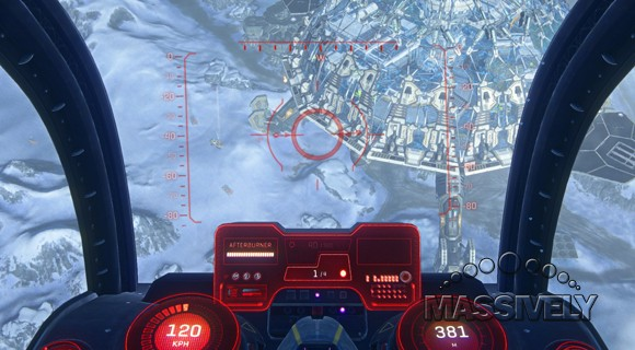 The Firing Line Nope, your FPS can't do what PlanetSide 2 does