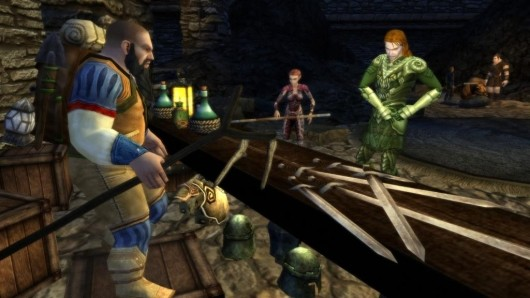 Taking the high road with DDO's Update 16