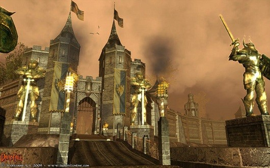 Adventurine clarifies concerns about safe areas in Darkfall