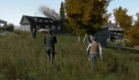 DayZ fans start realmoney bounty mod