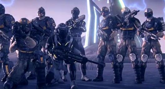 SOE easing PlanetSide 2's grind for launch