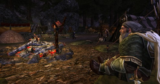Lord of the Rings Online Mac beta released
