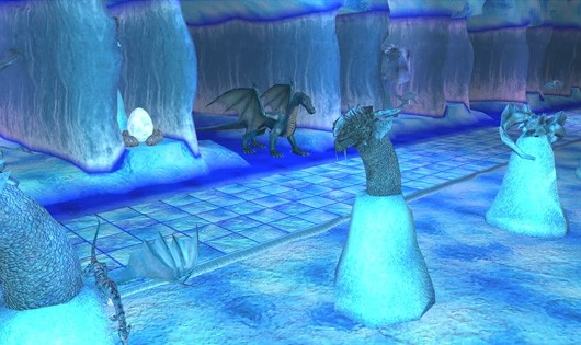 New EverQuest dev video tours new rain of Fear zones