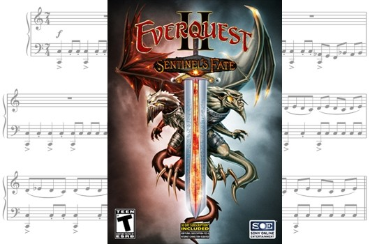 Jukebox Heroes EverQuest II's soundtrack, part 2